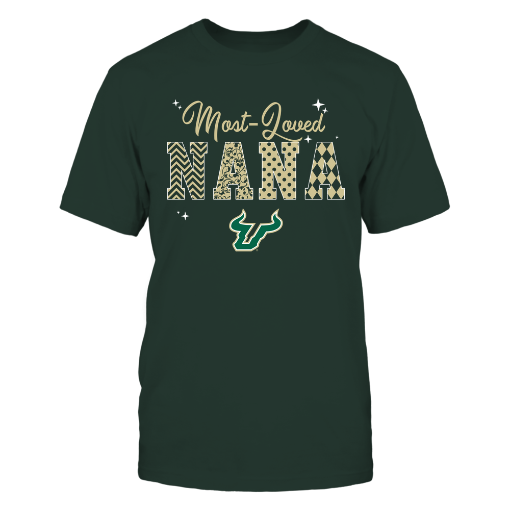 South Florida Bulls - Most Loved - Nana - Team Front picture