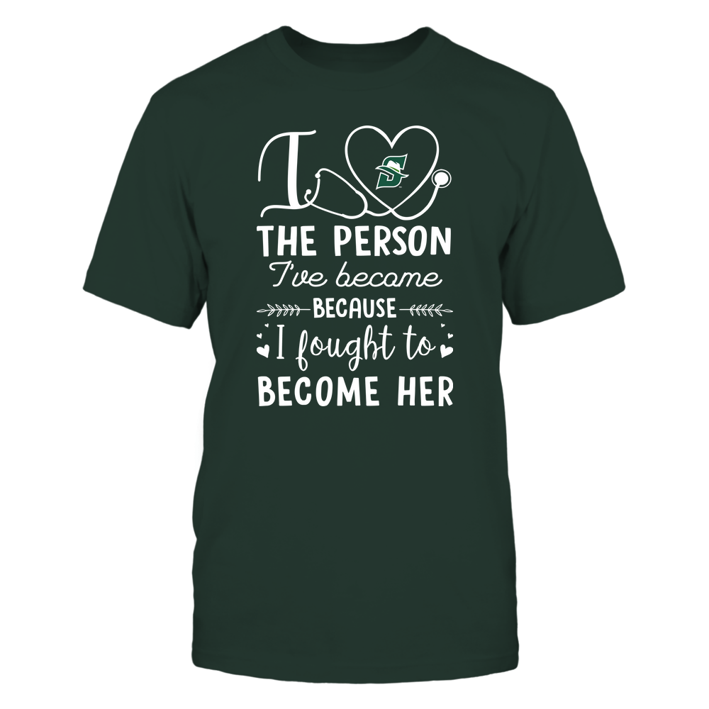 Stetson Hatters - Nurse - I Love The Person I've Become - Team Front picture