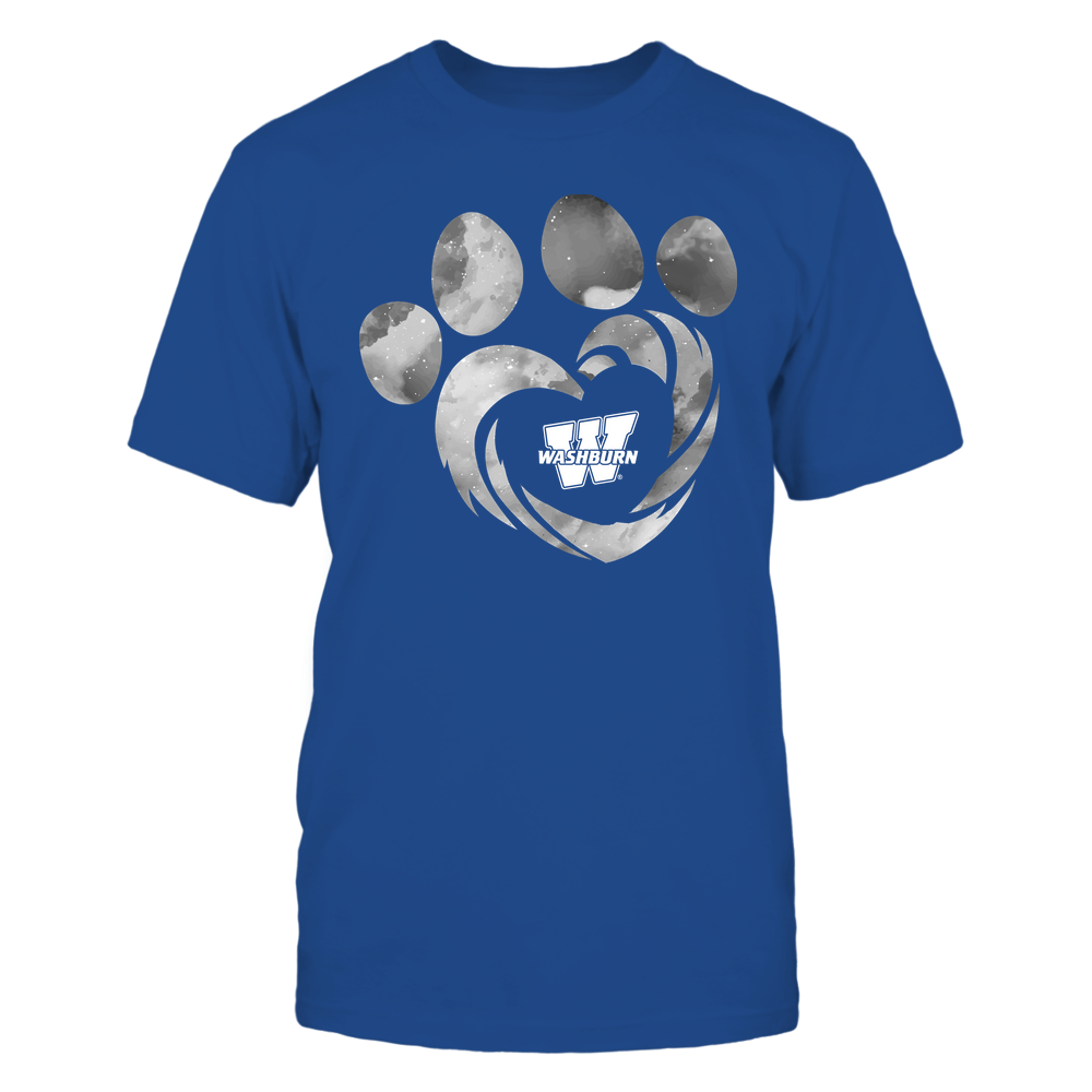 Washburn Ichabods - Galaxy Hurricane - Paw Heart - Team Front picture