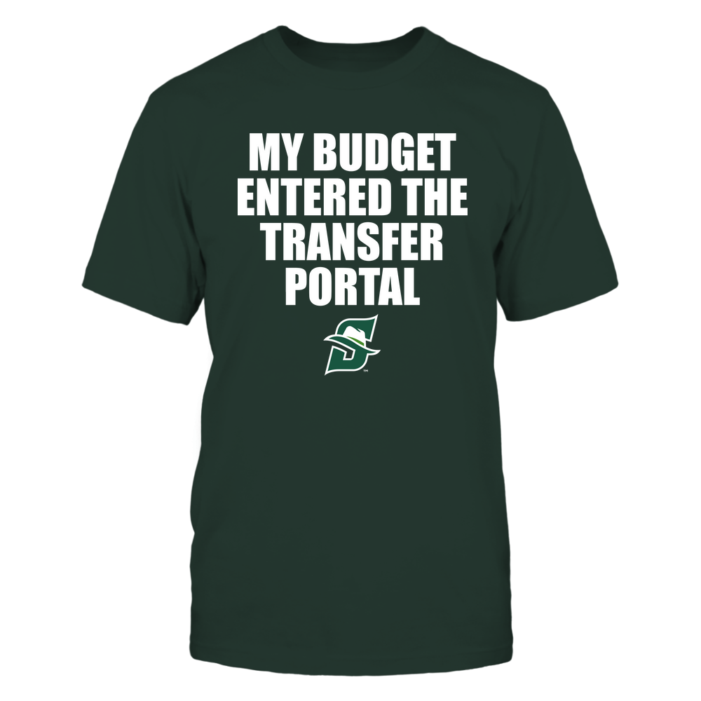 Stetson Hatters - Football - My Budget Entered The Transfer Portal ^ Team Front picture