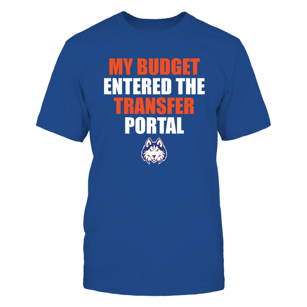 Houston Baptist Huskies - Football - My Budget Entered The Transfer Portal ^ Team Front picture