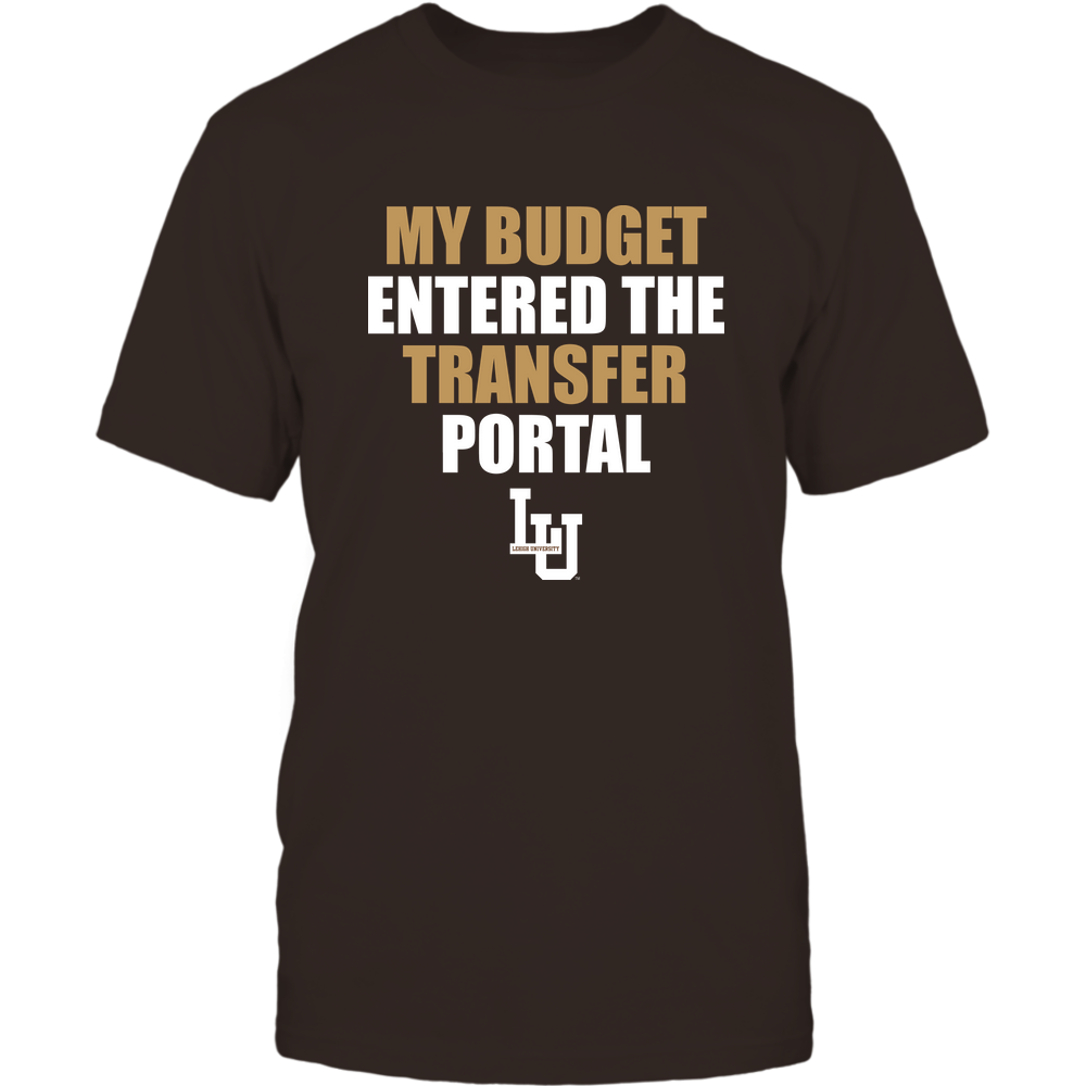 Lehigh Mountain Hawks - Football - My Budget Entered The Transfer Portal ^ Team Front picture