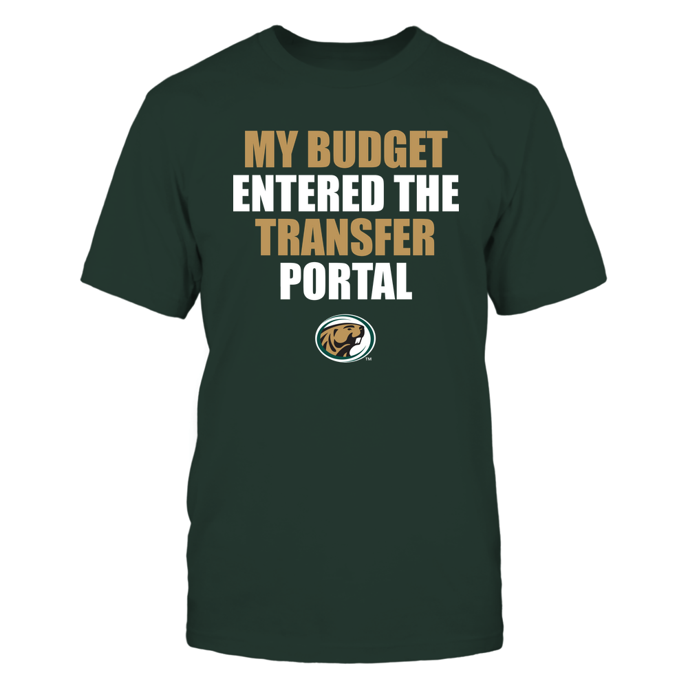 Bemidji State Beavers - Football - My Budget Entered The Transfer Portal ^ Team Front picture