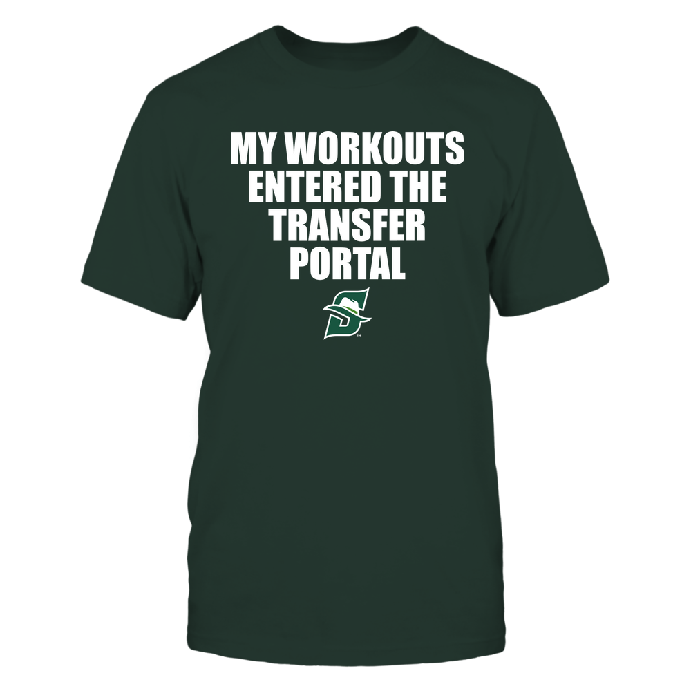 Stetson Hatters - Football - My Workouts Entered The Transfer Portal - Team Front picture