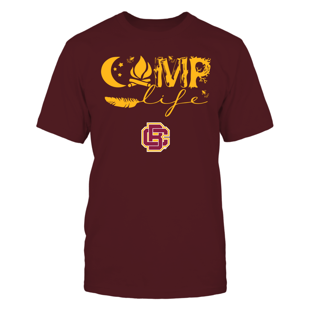 Bethune-Cookman Wildcats - Camping - Camp Life - Team Front picture