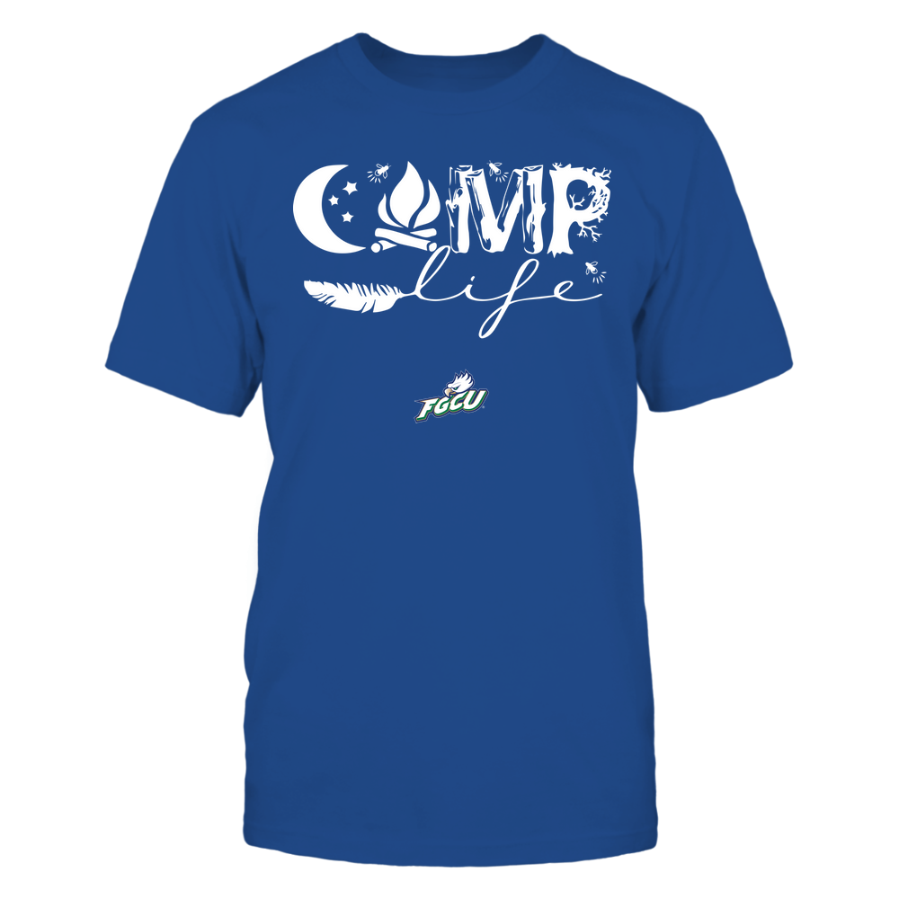 Florida Gulf Coast Eagles - Camping - Camp Life - Team Front picture