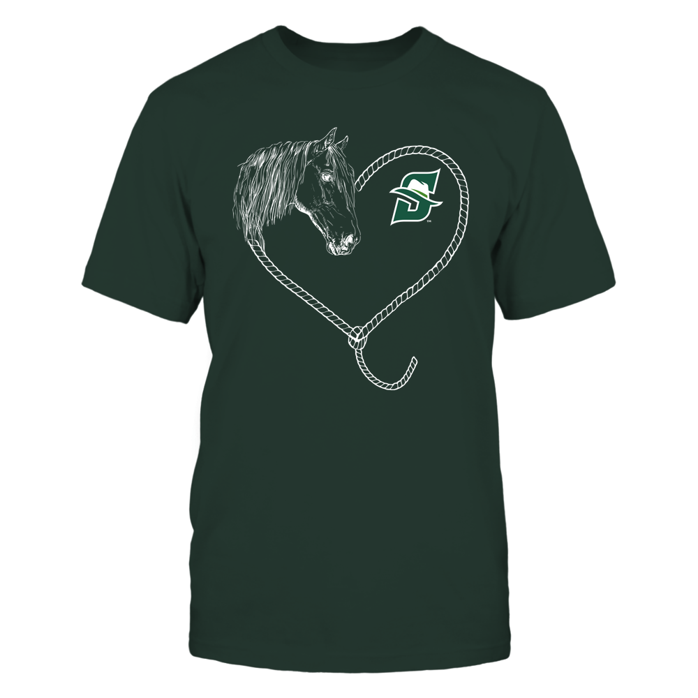 Stetson Hatters - Horse Heart Rope - Team Front picture