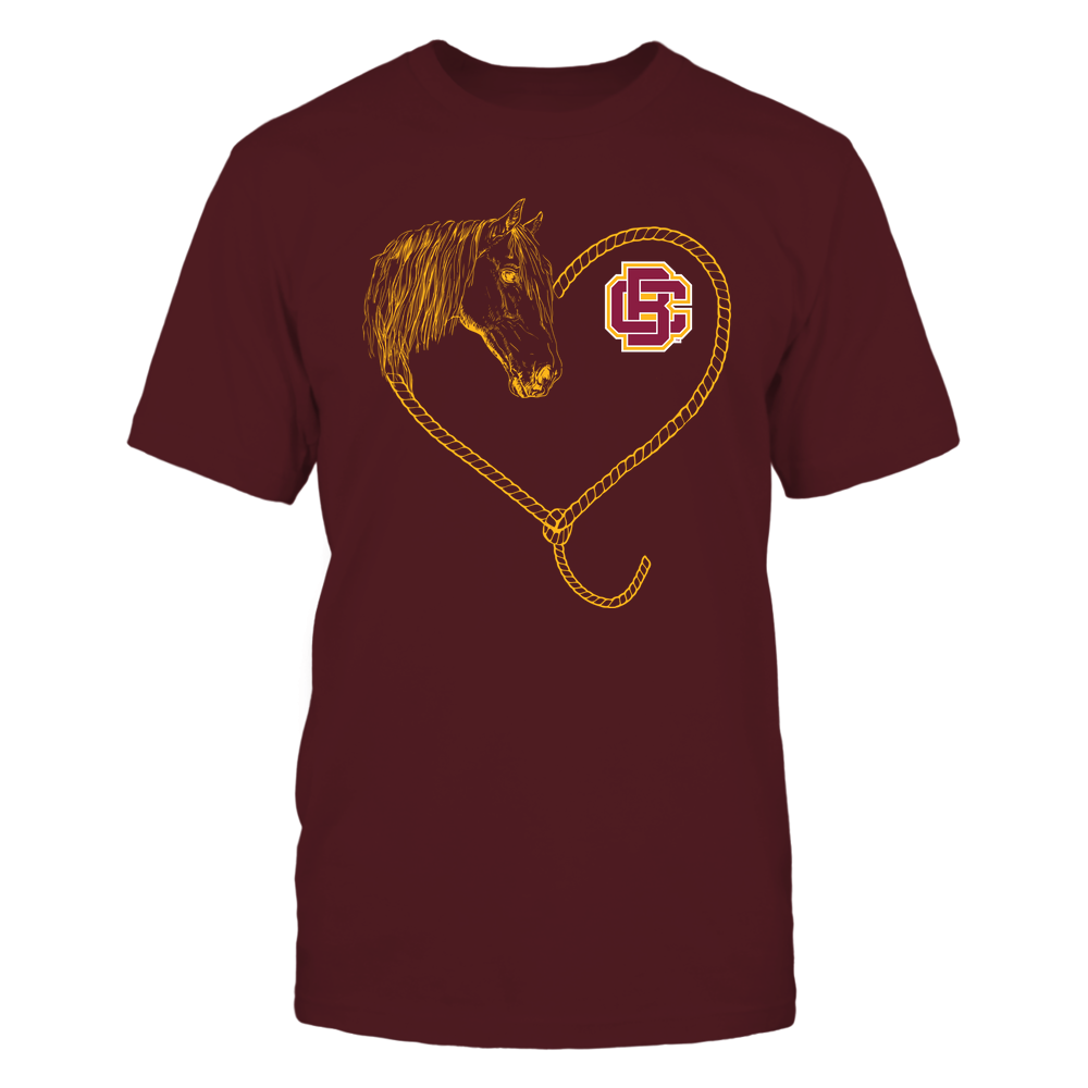 Bethune-Cookman Wildcats - Horse Heart Rope - Team Front picture