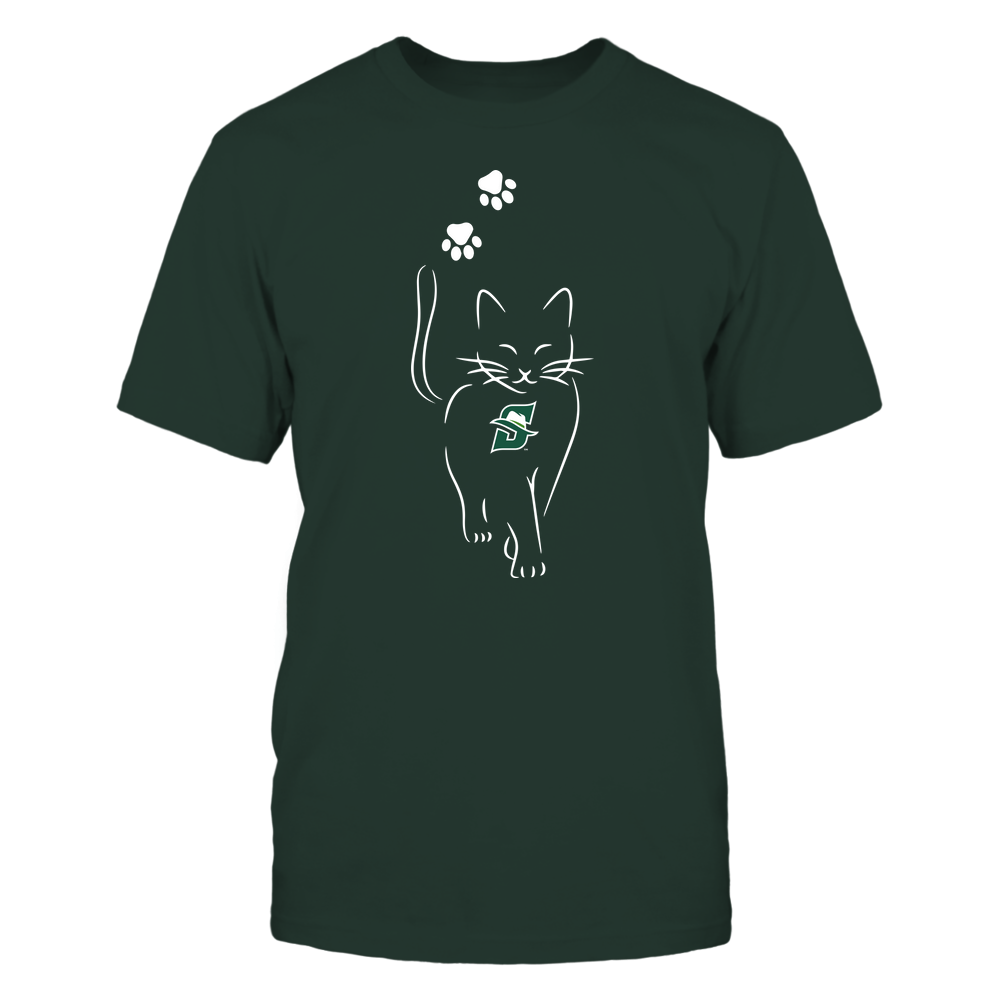 Stetson Hatters - Cat Outline Paw - Team Front picture