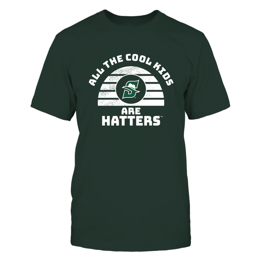 Stetson Hatters - All The Cool Kids - Mascot Front picture