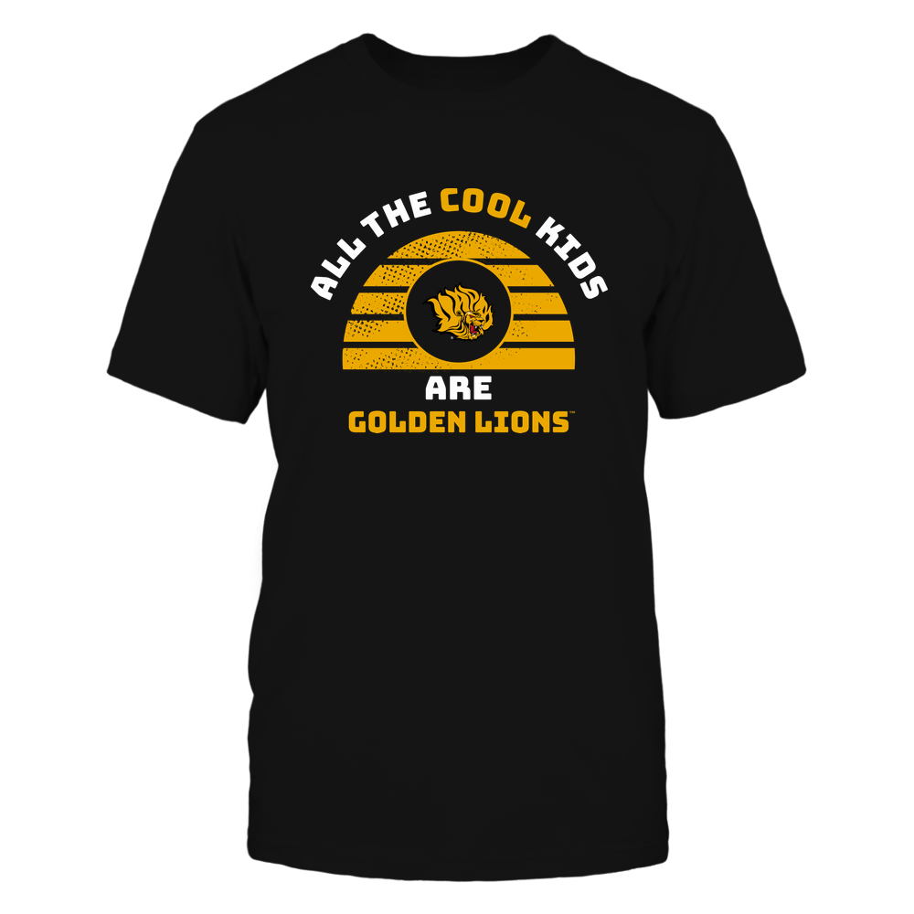 Arkansas Pine Bluff Golden Lions - All The Cool Kids - Mascot Front picture