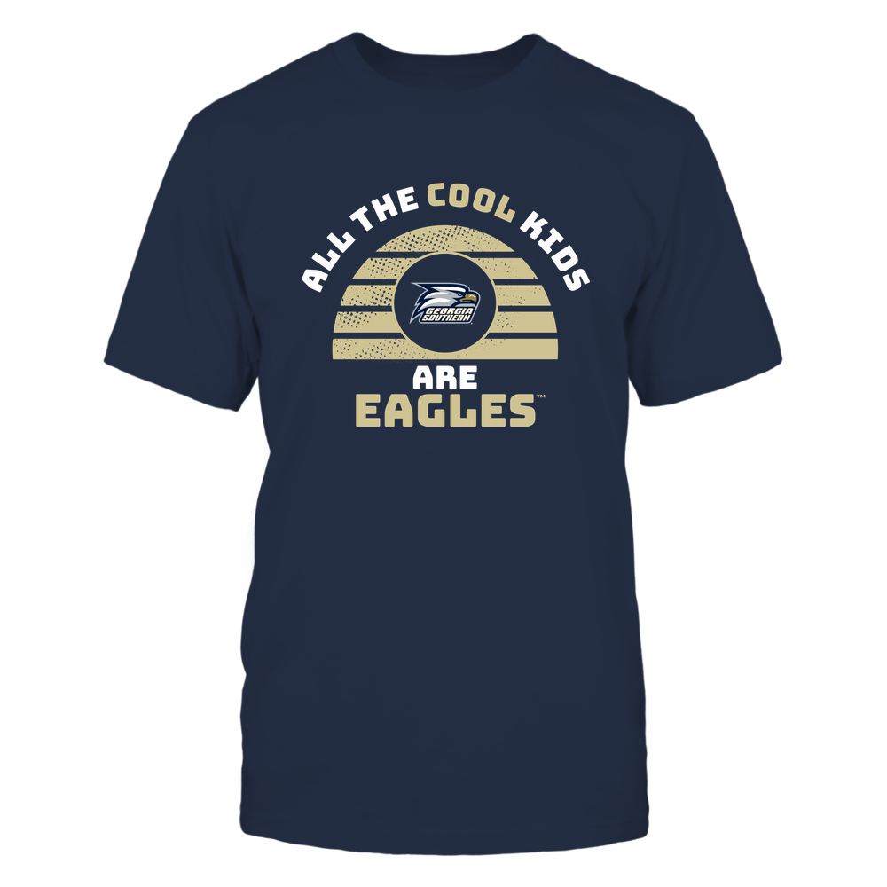 Georgia Southern Eagles - All The Cool Kids - Mascot Front picture