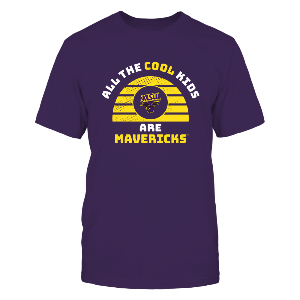 Minnesota State Mavericks - All The Cool Kids - Mascot Front picture