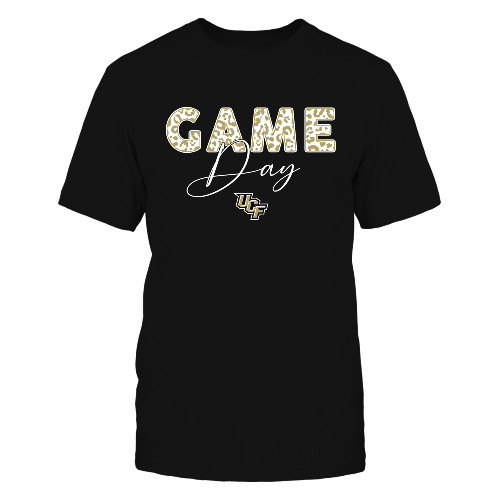 UCF Knights - Game Day - Leopard Swirly - Team Front picture