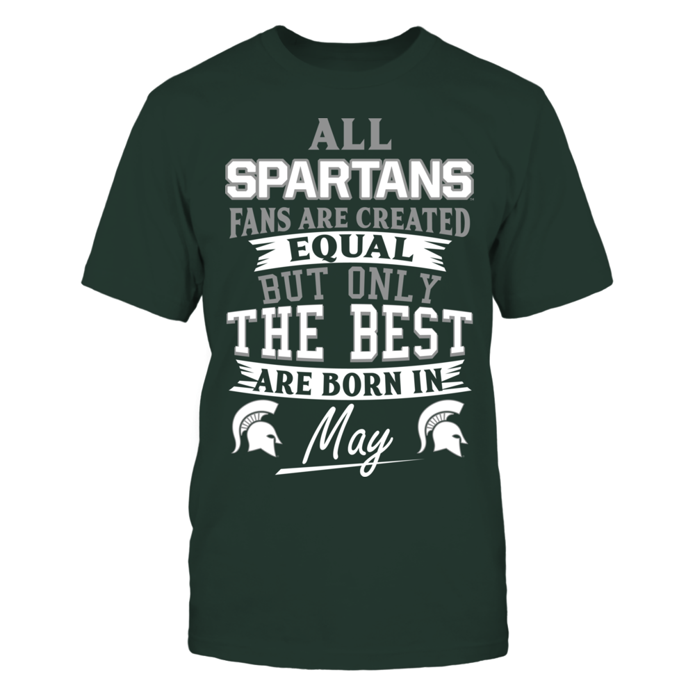 Spartans Fans - May Front picture