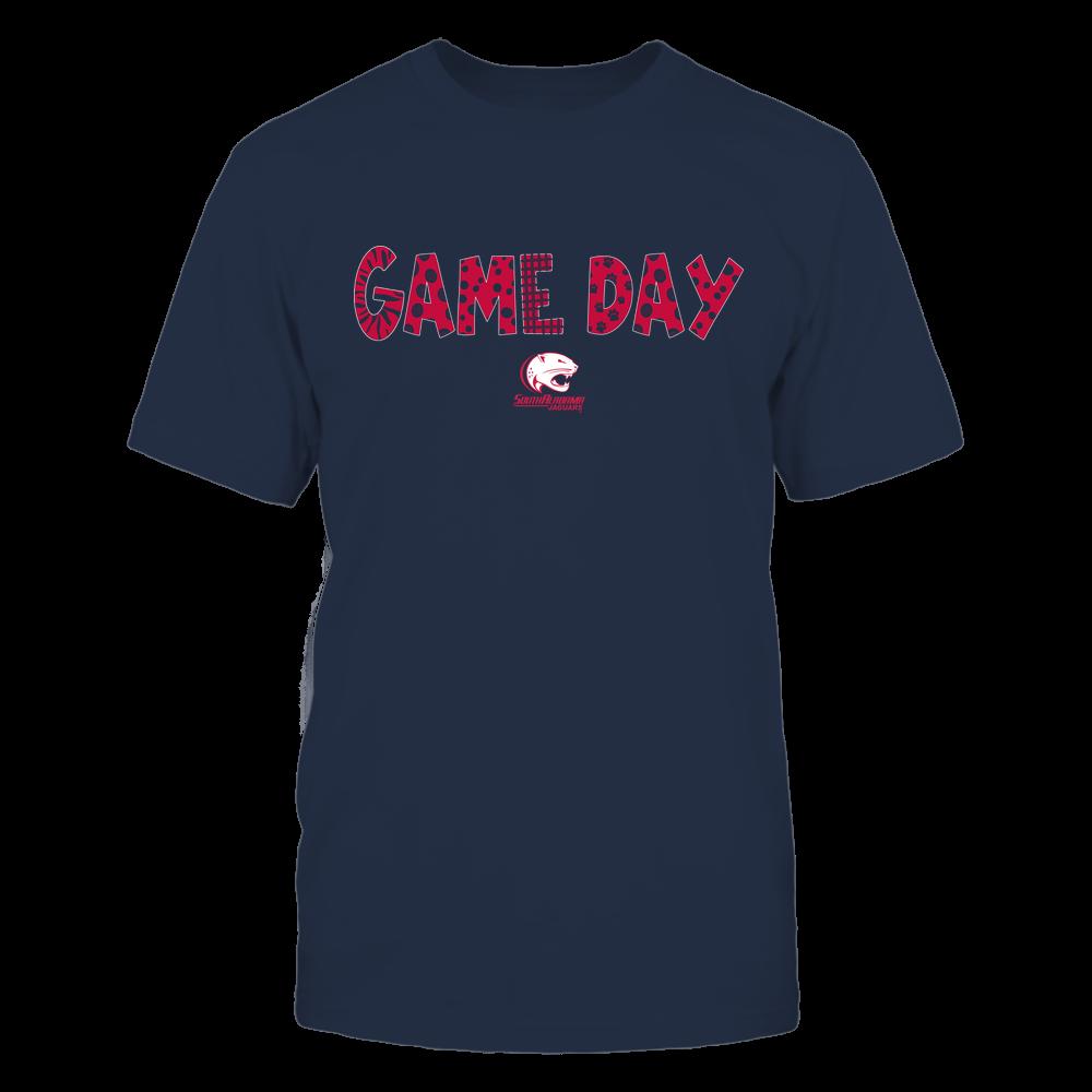 South Alabama Jaguars - Game Day - Doodles - Team Front picture