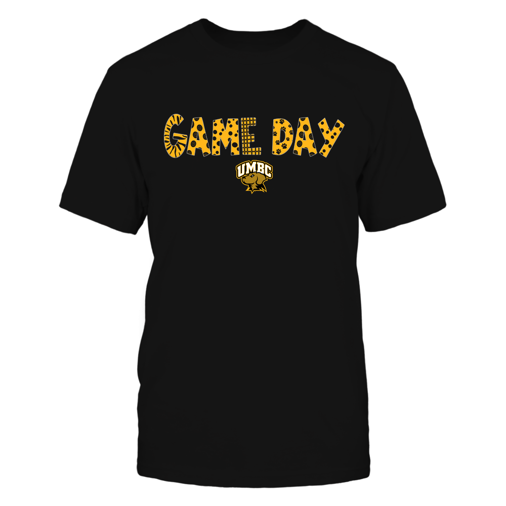 UMBC Retrievers - Game Day - Doodles - Team Front picture