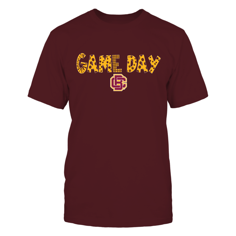 Bethune-Cookman Wildcats - Game Day - Doodles - Team Front picture