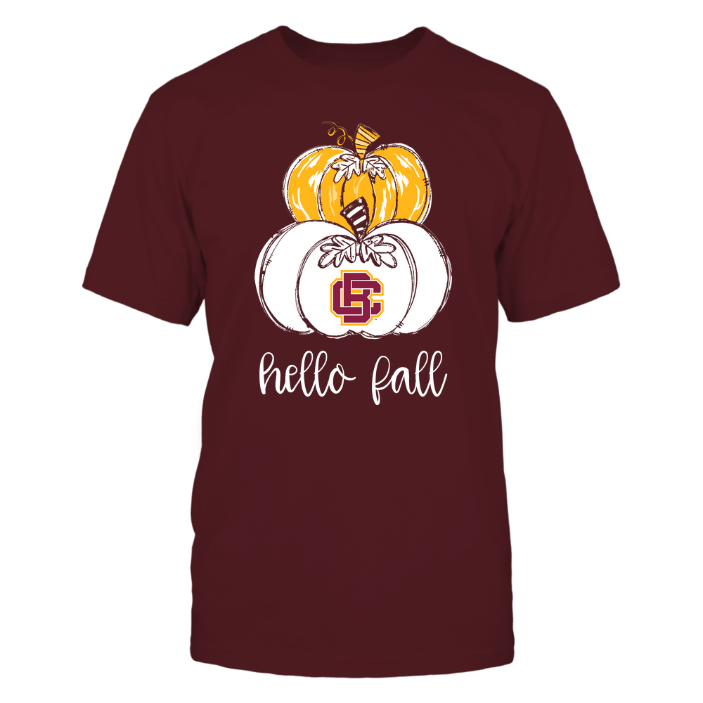 Bethune-Cookman Wildcats - Fall - Hello Fall Pumpkins - Team Front picture