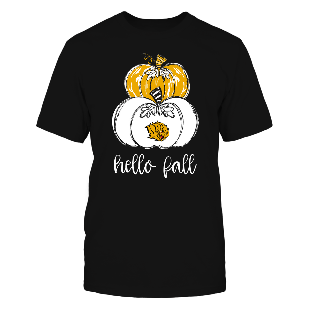 Arkansas Pine Bluff Golden Lions - Fall - Hello Fall Pumpkins - Team Front picture