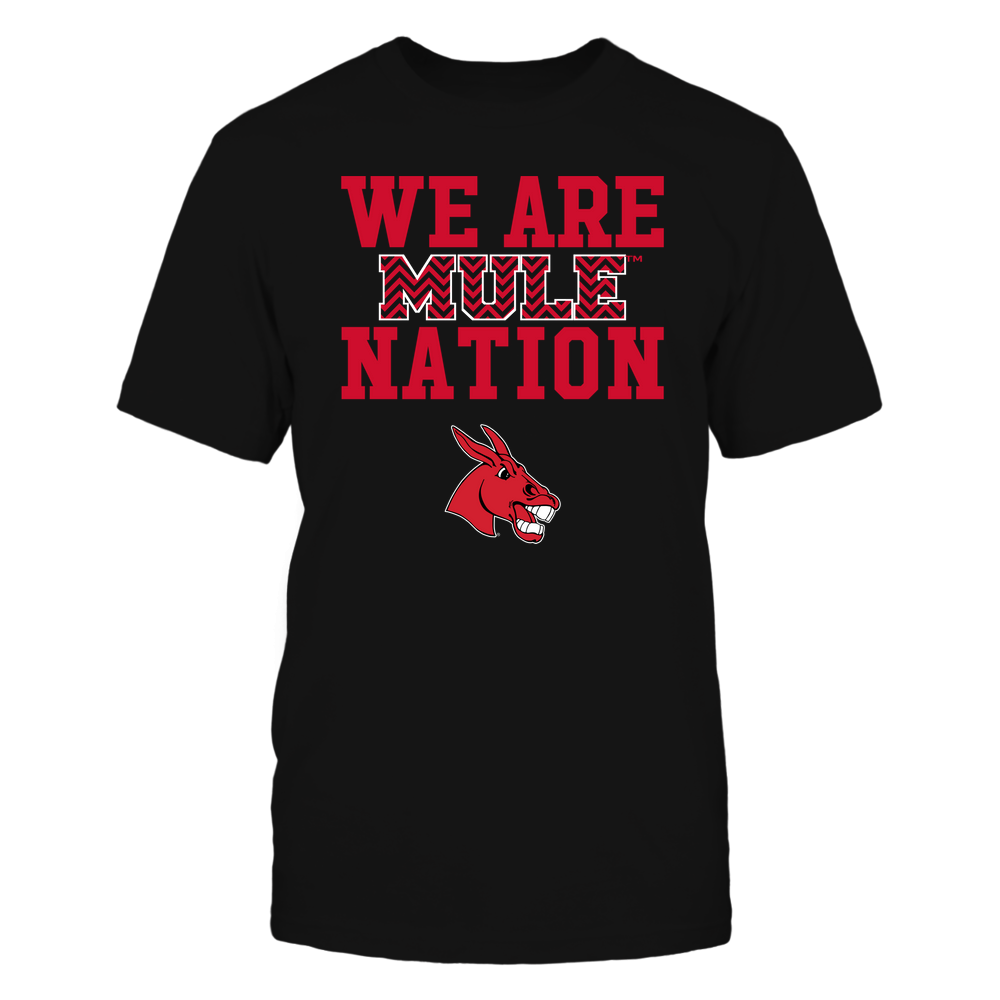 Central Missouri Mules - We Are Nation - Team - Chevron Pattern Front picture