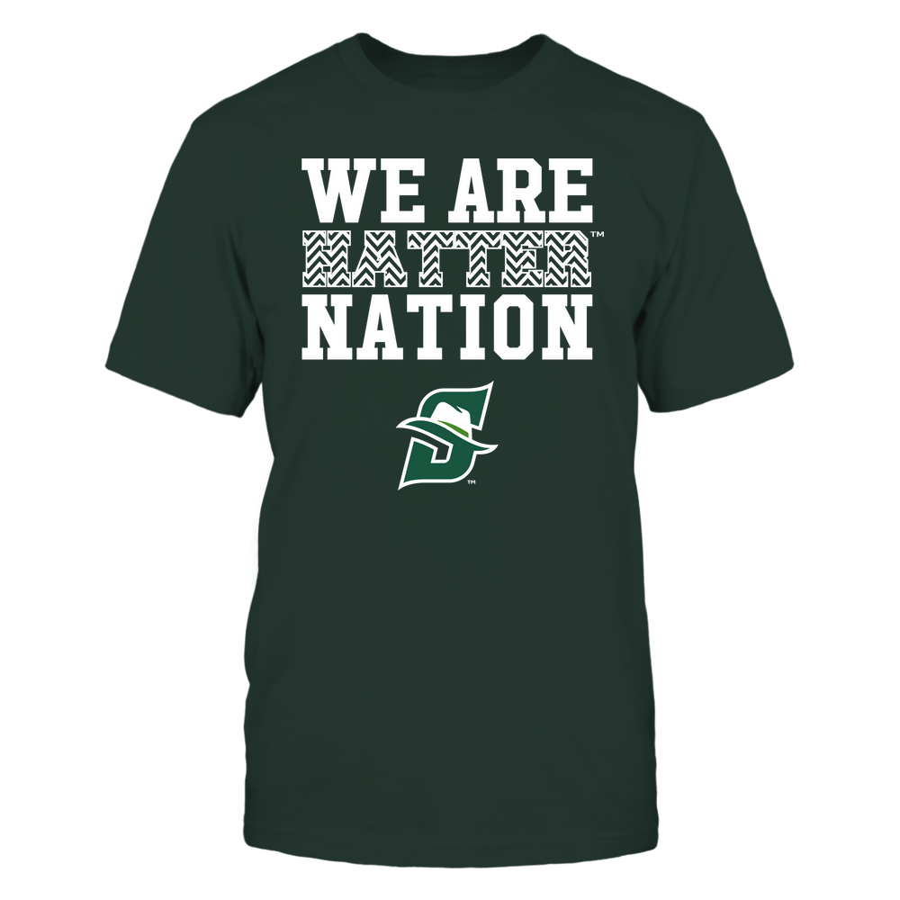 Stetson Hatters - We Are Nation - Team - Chevron Pattern Front picture
