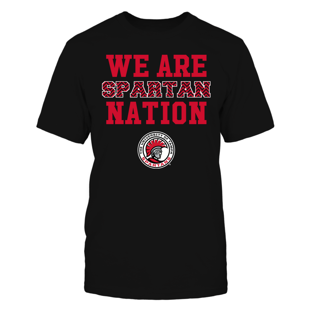 Tampa Spartans - We Are Nation - Team - Chevron Pattern Front picture