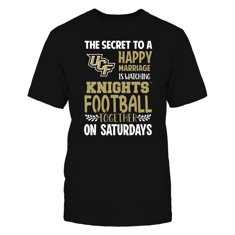 UCF Knights - Football - Secret To A Happy Marriage - Team Front picture