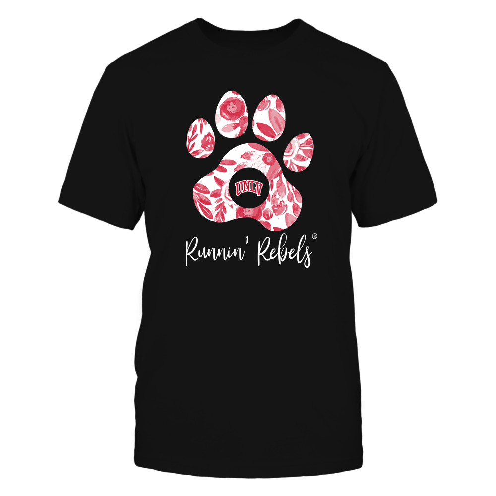 UNLV Rebels - Beautiful Floral Paw - Team Front picture