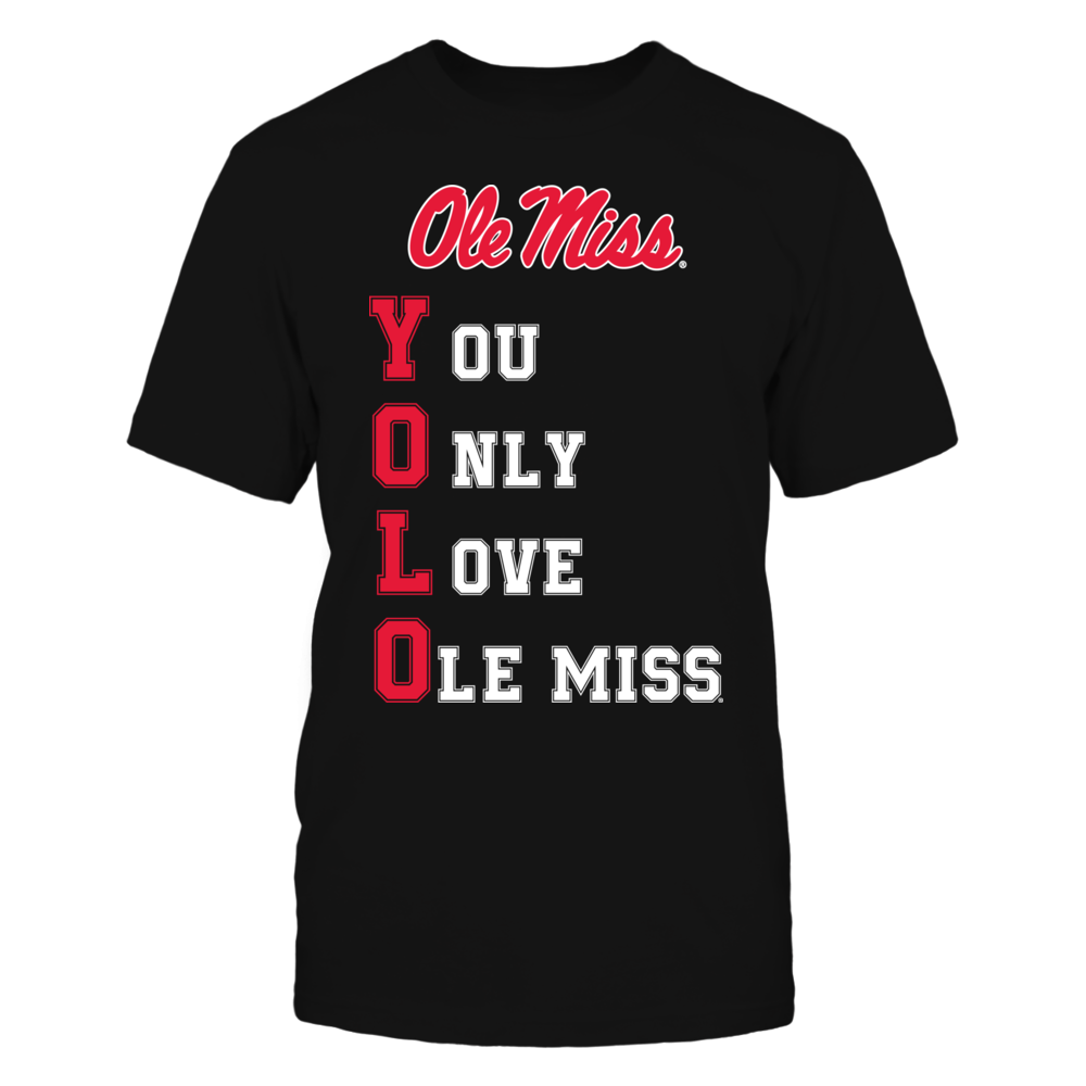 Yolo-Ole Miss Front picture