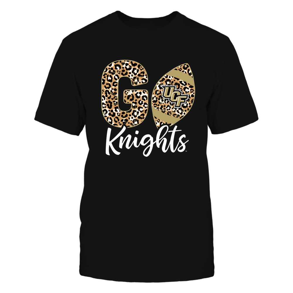 UCF Knights - Team Slogan - Leopard Football - IF78-IC78-DS38 Front picture