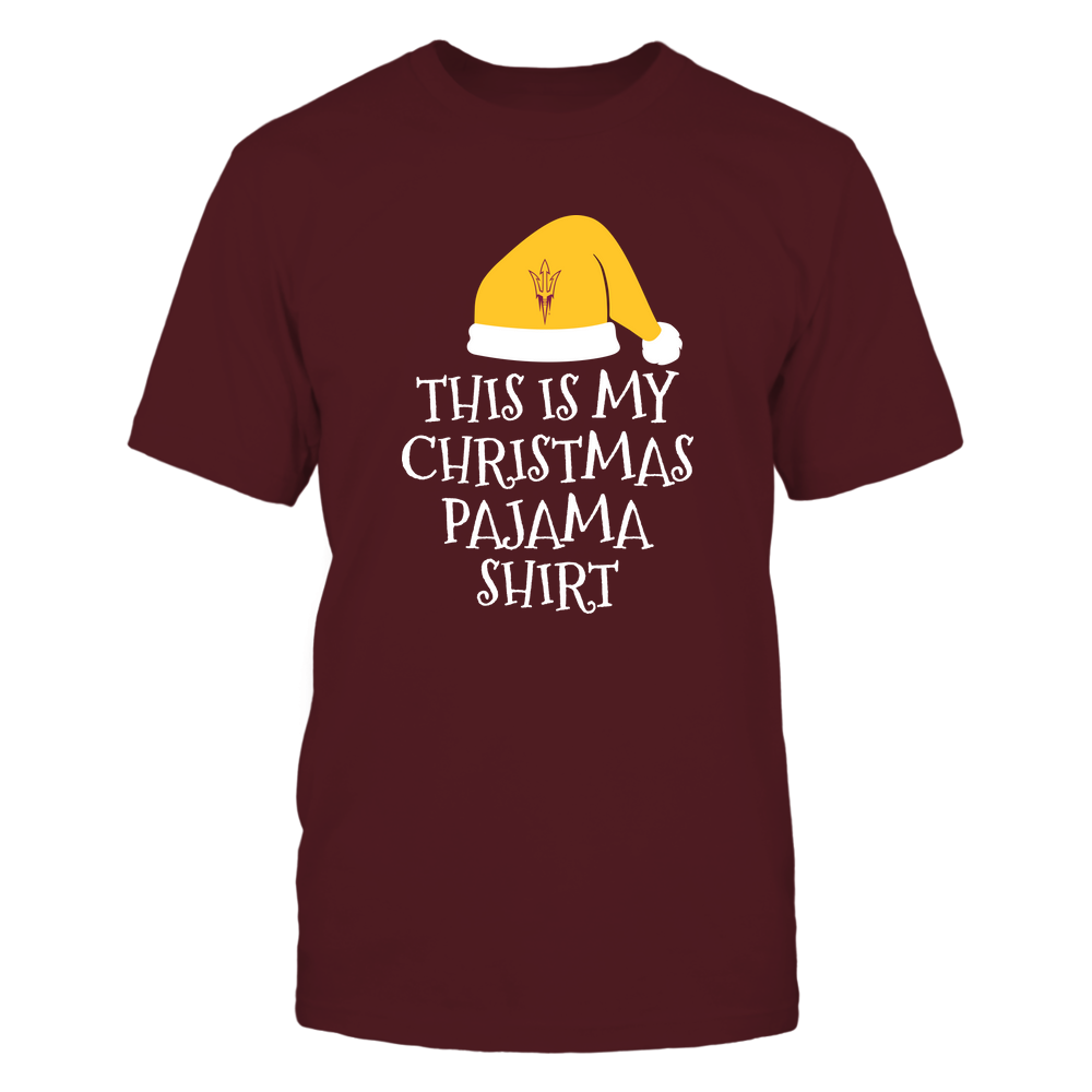 Arizona State Sun Devils - Christmas - This Is My Christmas Pajama - Team Front picture