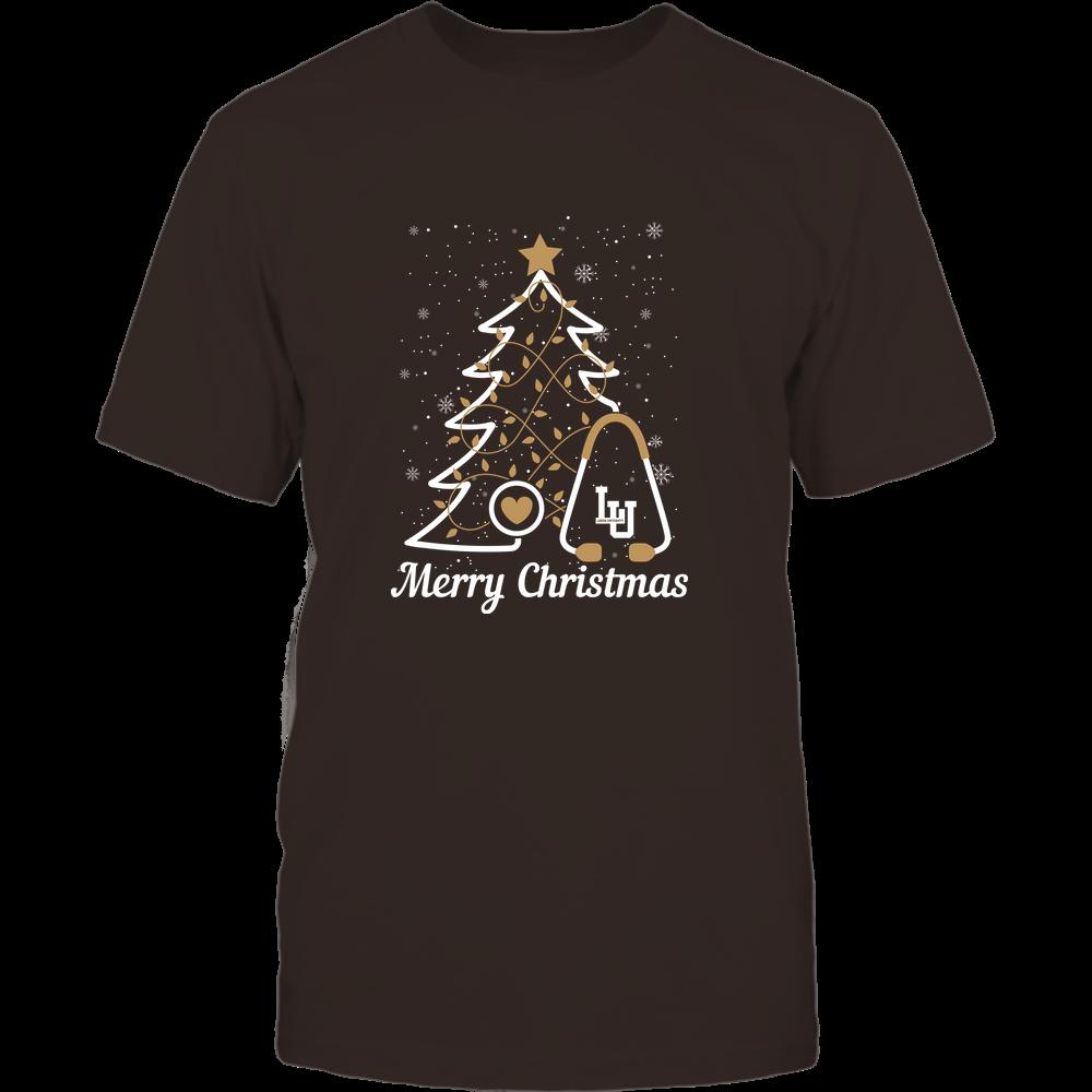 Lehigh Mountain Hawks - Christmas Tree Nurse - Merry Christmas - Team Front picture