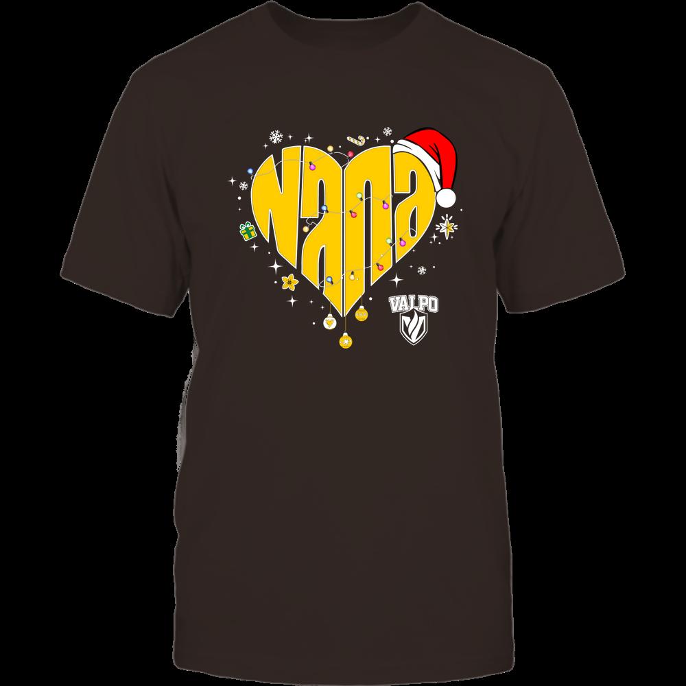 Valparaiso Crusaders - Chrismas - Nana Heart Shape - Team Front picture