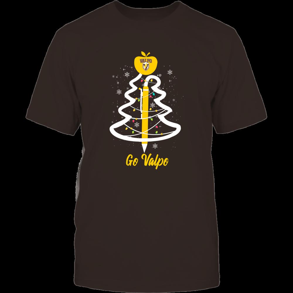 Valparaiso Crusaders - Christmas - Teacher Pen Christmas Tree - Team Front picture