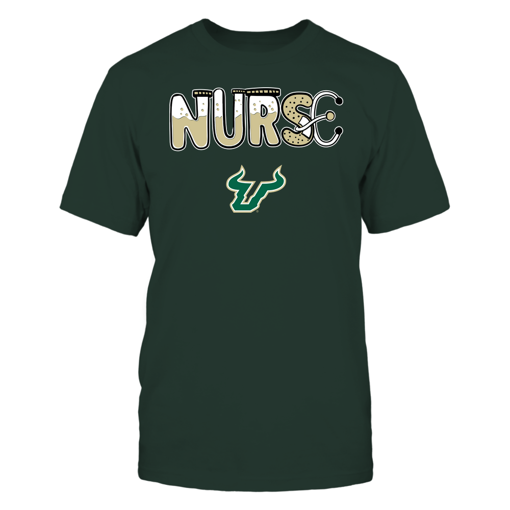 South Florida Bulls - Nurse Things - Team Front picture