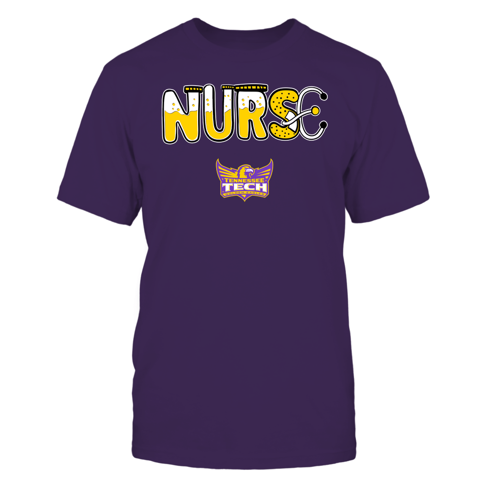 Tennessee Tech Golden Eagles - Nurse Things - Team Front picture