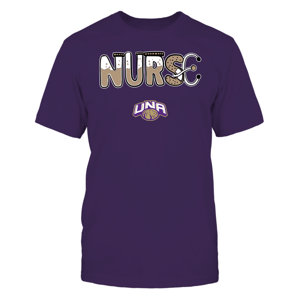 North Alabama Lions - Nurse Things - Team Front picture