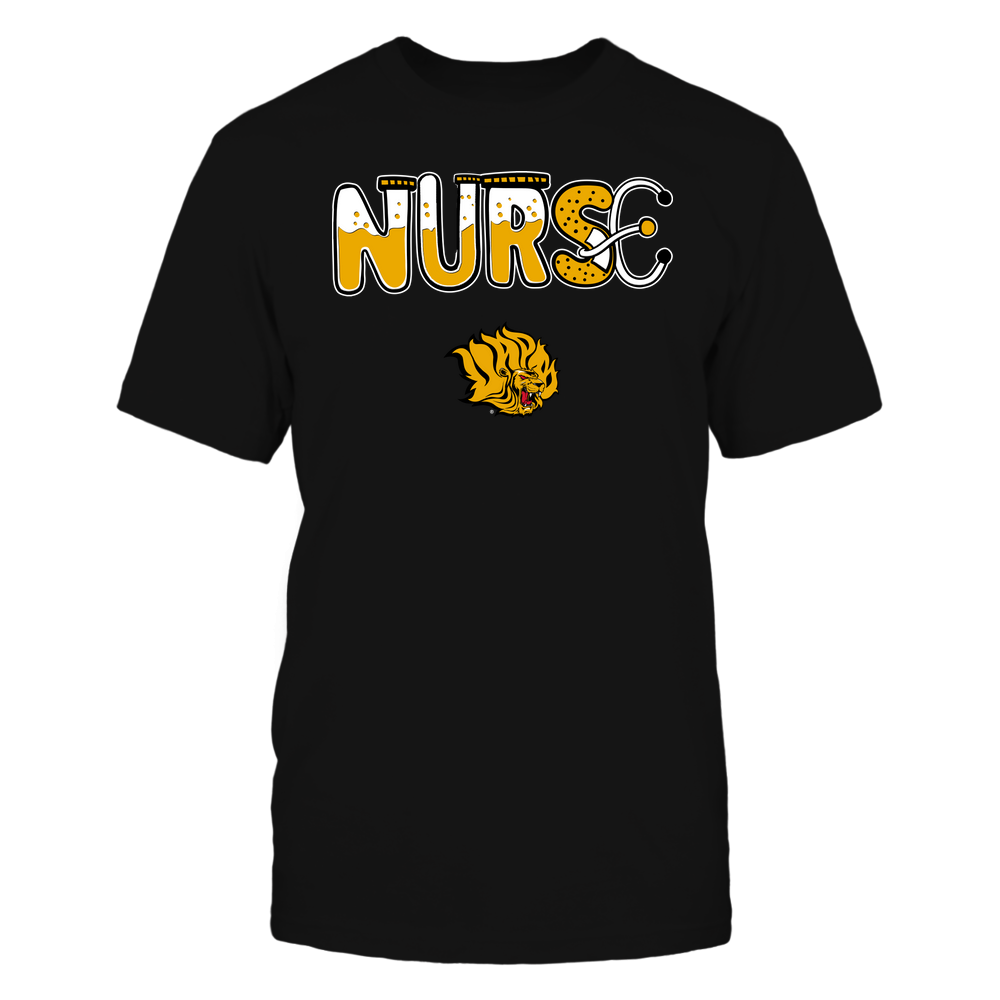 Arkansas Pine Bluff Golden Lions - Nurse Things - Team Front picture
