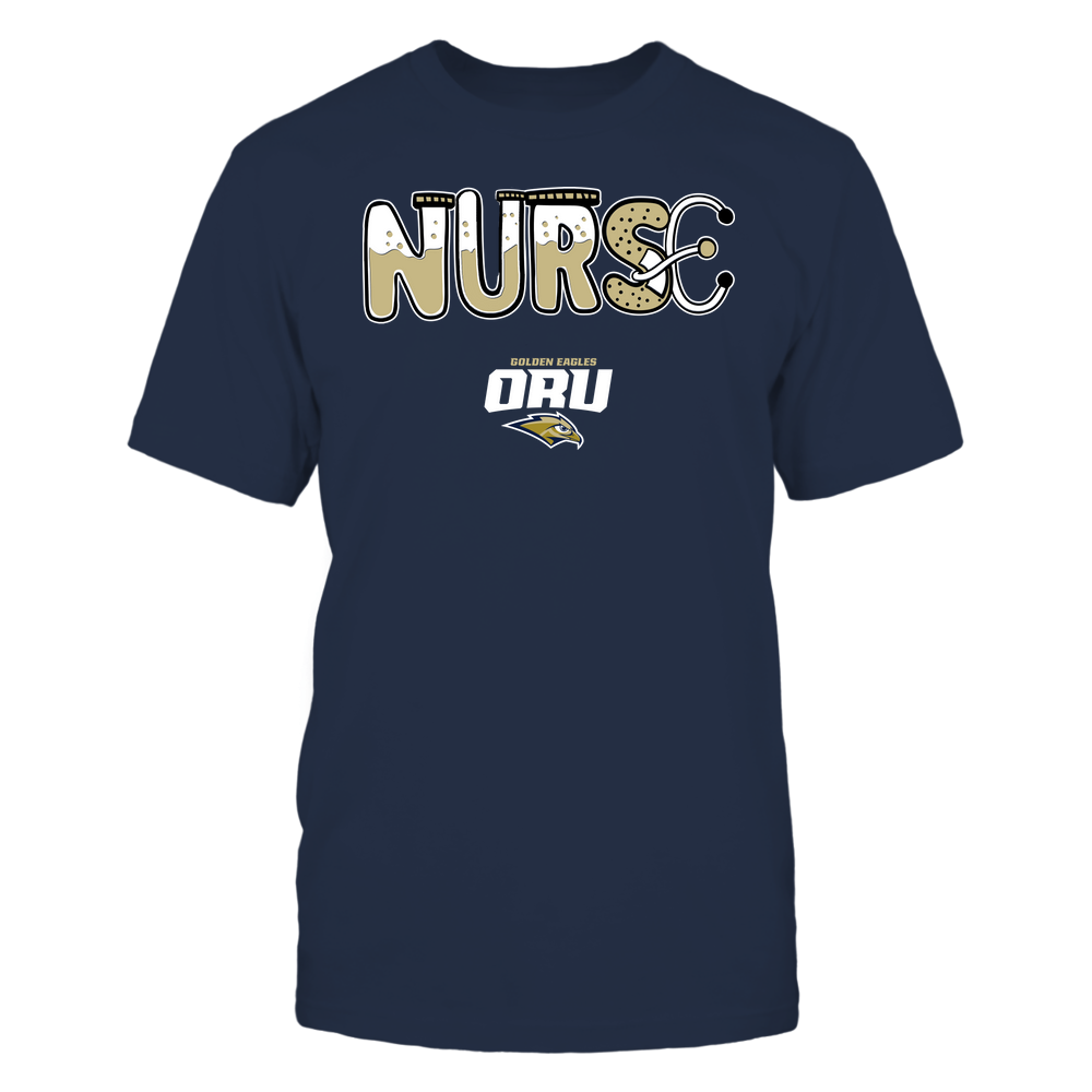 Oral Roberts Golden Eagles - Nurse Things - Team Front picture