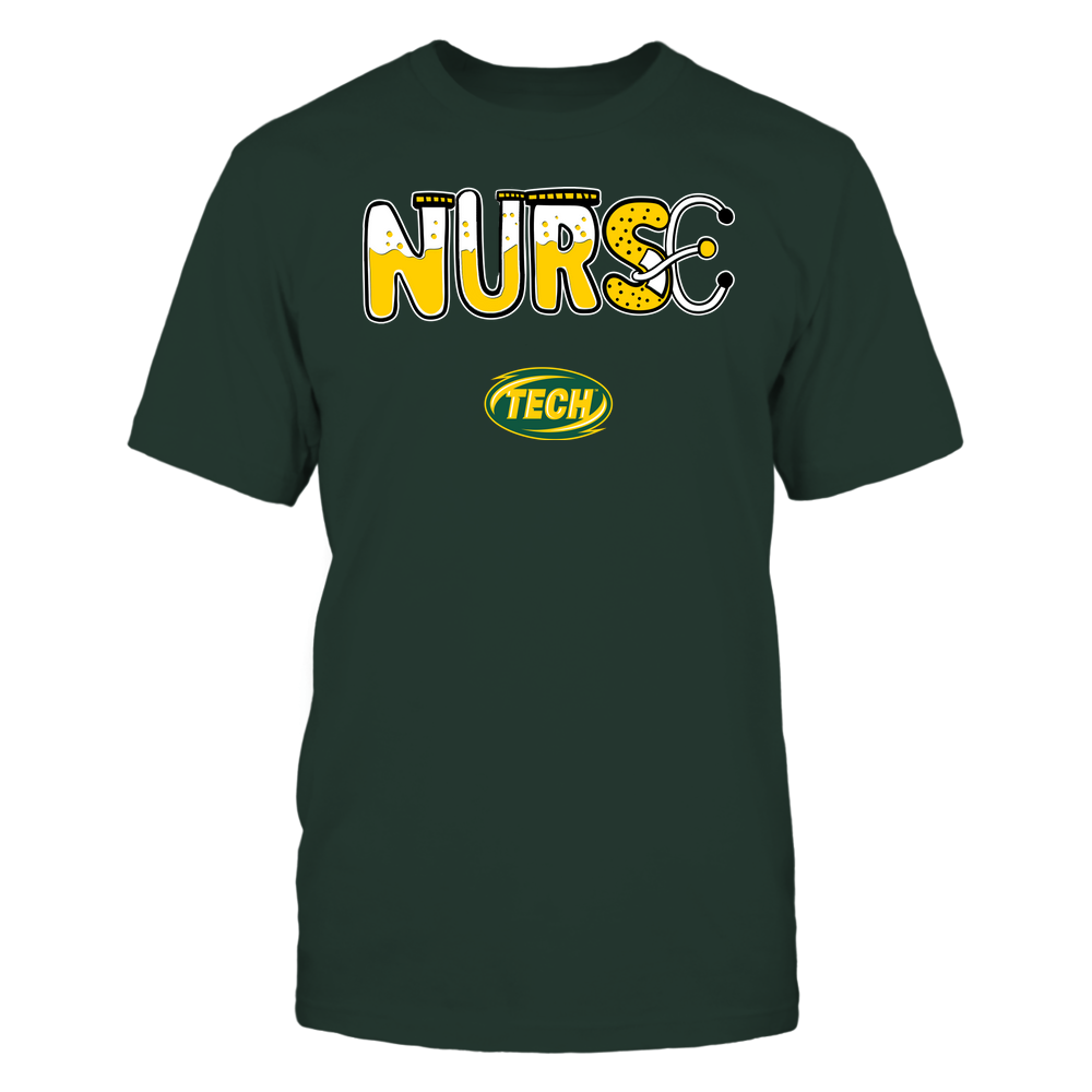Arkansas Tech Golden Suns - Nurse Things - Team Front picture