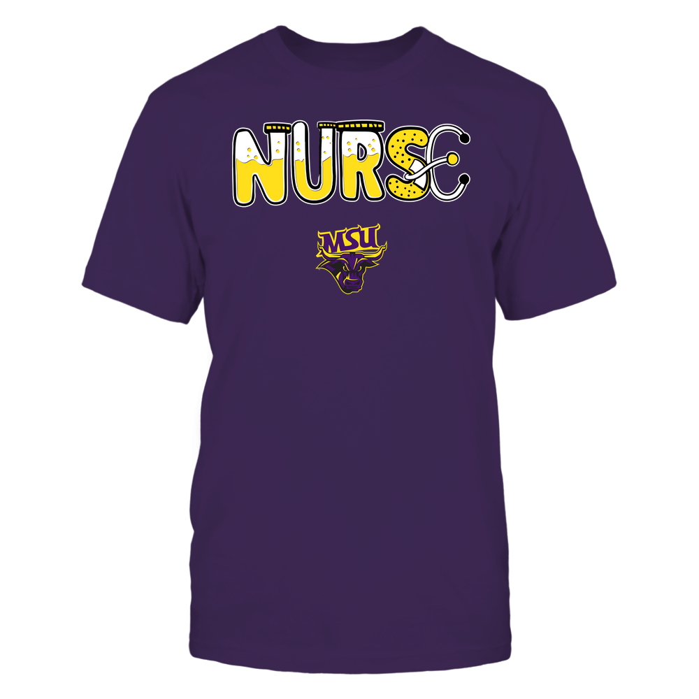 Minnesota State Mavericks - Nurse Things - Team Front picture