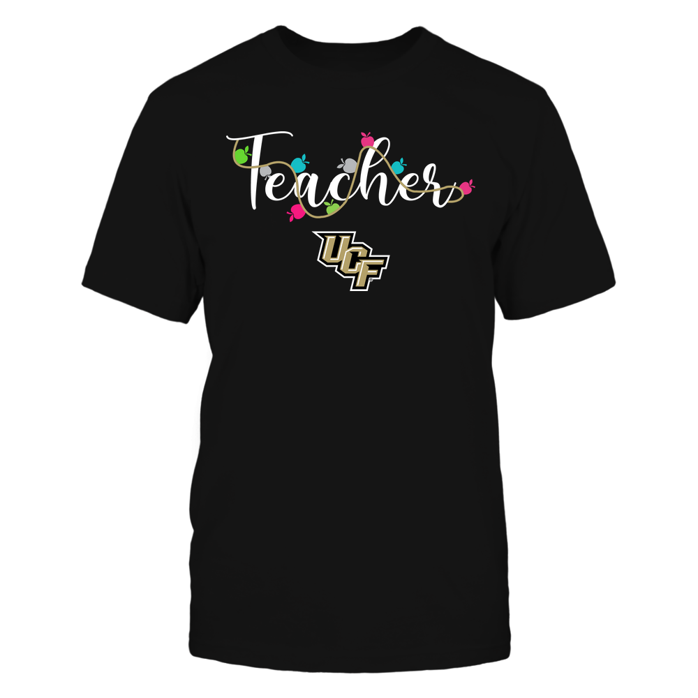 UCF Knights - Teacher - Teacher Color Lights - Team Front picture