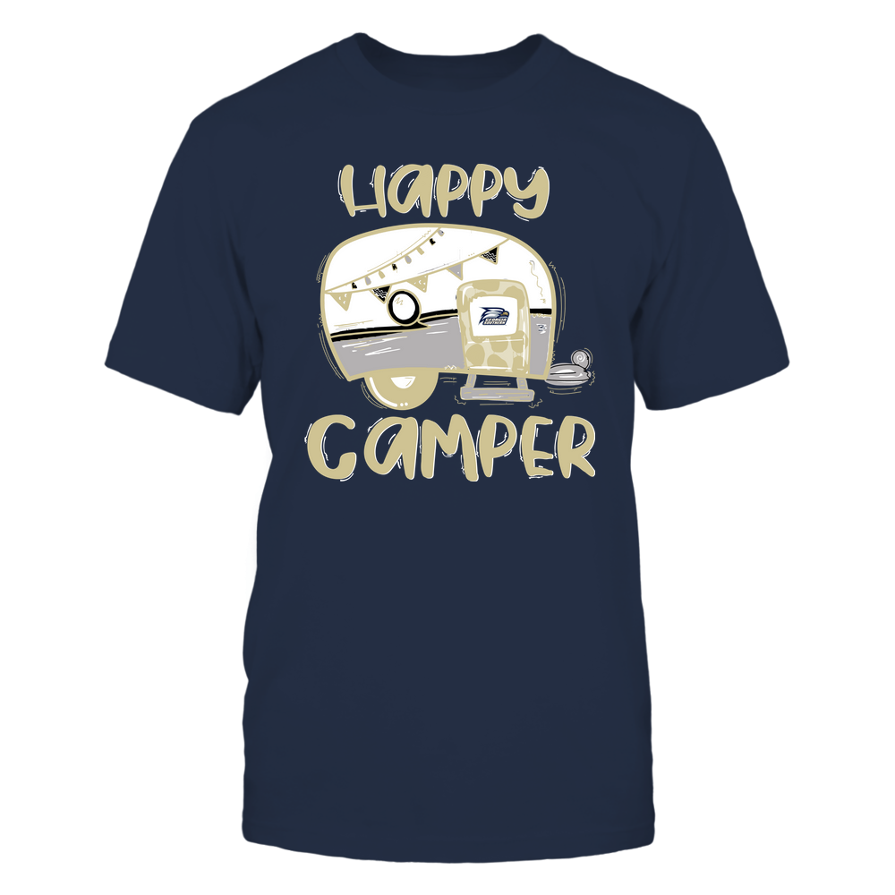 Georgia Southern Eagles - Camping - Camping Car Hand Drawn - Team Front picture