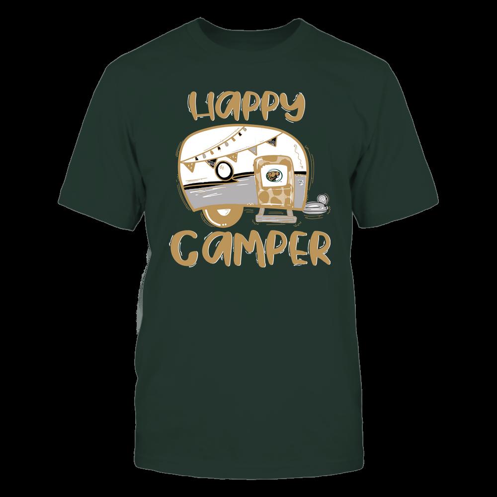 Bemidji State Beavers - Camping - Camping Car Hand Drawn - Team Front picture