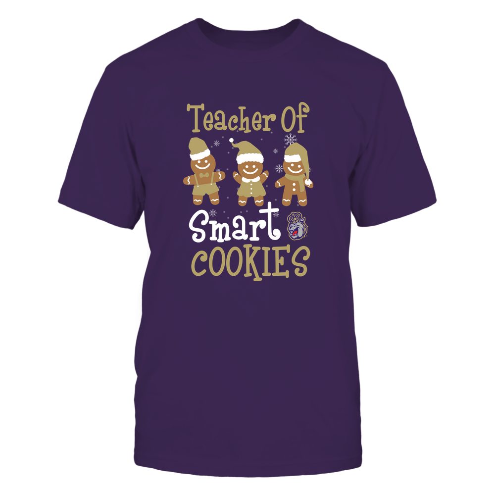 James Madison Dukes - Christmas - Teacher Of Smart Cookies - Team Front picture