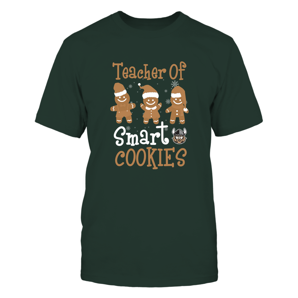 Cleveland State Vikings - Christmas - Teacher Of Smart Cookies - Team Front picture
