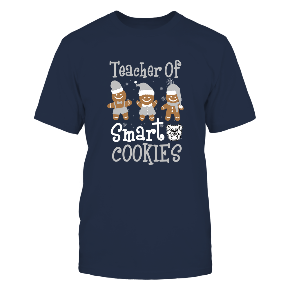 Butler Bulldogs - Christmas - Teacher Of Smart Cookies - Team Front picture