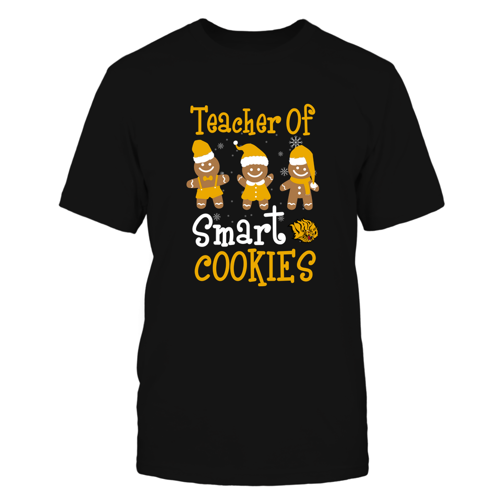 Arkansas Pine Bluff Golden Lions - Christmas - Teacher Of Smart Cookies - Team Front picture