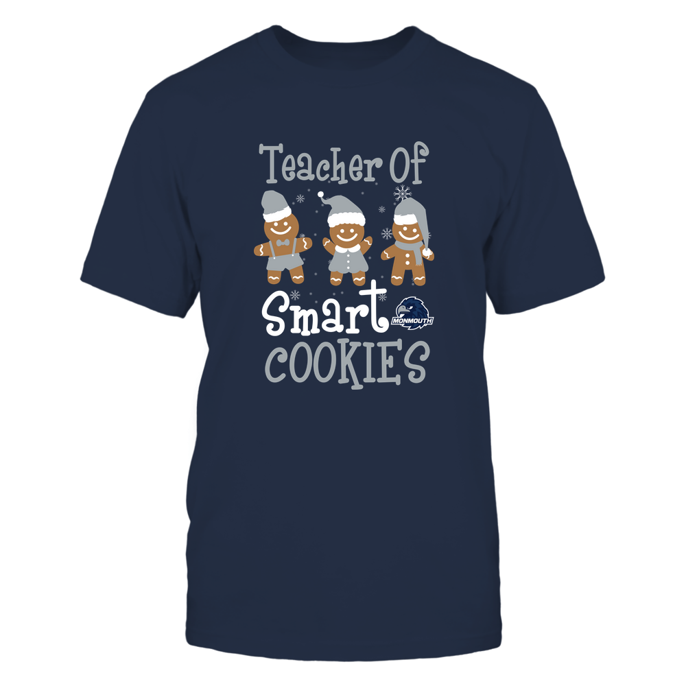 Monmouth Hawks - Christmas - Teacher Of Smart Cookies - Team Front picture